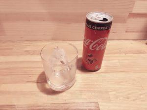 コップと缶