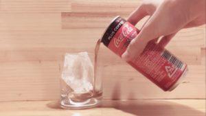 缶ジュース開封