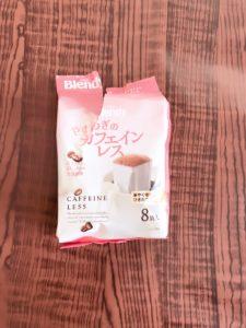 コーヒーのパック②