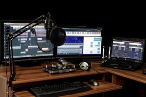 レコーディングスペース